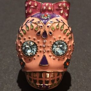 Authentic Betsey Johnson ring